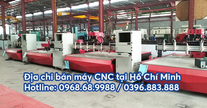 Máy CNC tại Hồ Chí Minh