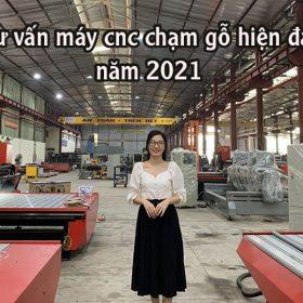 Tư vấn máy cnc chạm gỗ hiện đại năm 2021