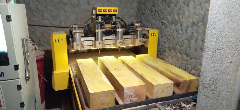 máy đục gỗ mini